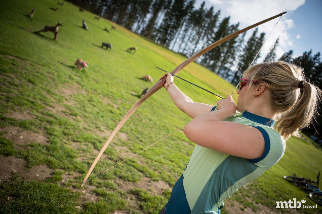Maria Alm am Hochkönig, Bogenschießen