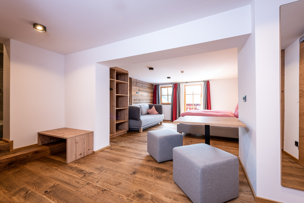 Bike Hotel Spielberghaus Doppelzimmer 3