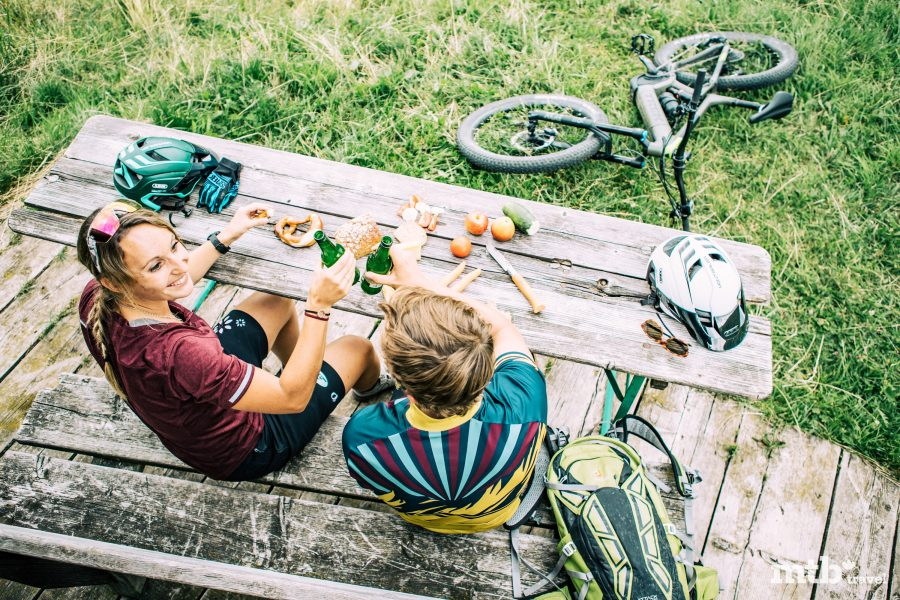 e Bike Gauditour im Alpbachtal
