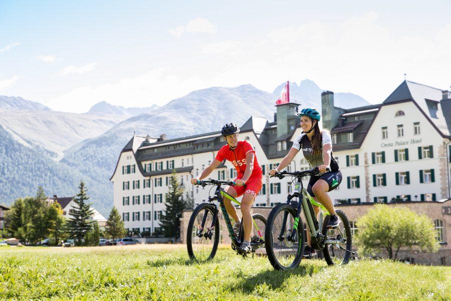 Faires Miteinander auf Graubündens Wegen_Cresta Palace