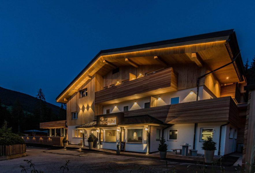Abenteuerspielplatz Osttirol_Hotel Waldruhe