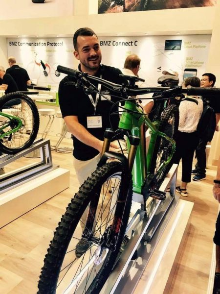 Der Lithium Ionen Akku am E Bike_Lukas Hubert