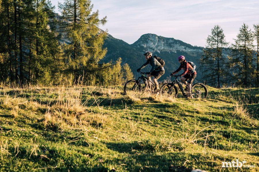 Mountain Bike Runde im Tennengau