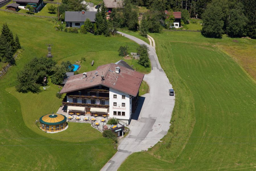Mountainbike Runde im Tennengau Salzburger Dolomitenhof