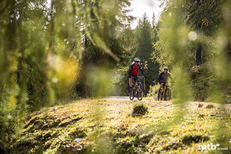 Bike Region Salzburger Lungau Mountainbike Strecken