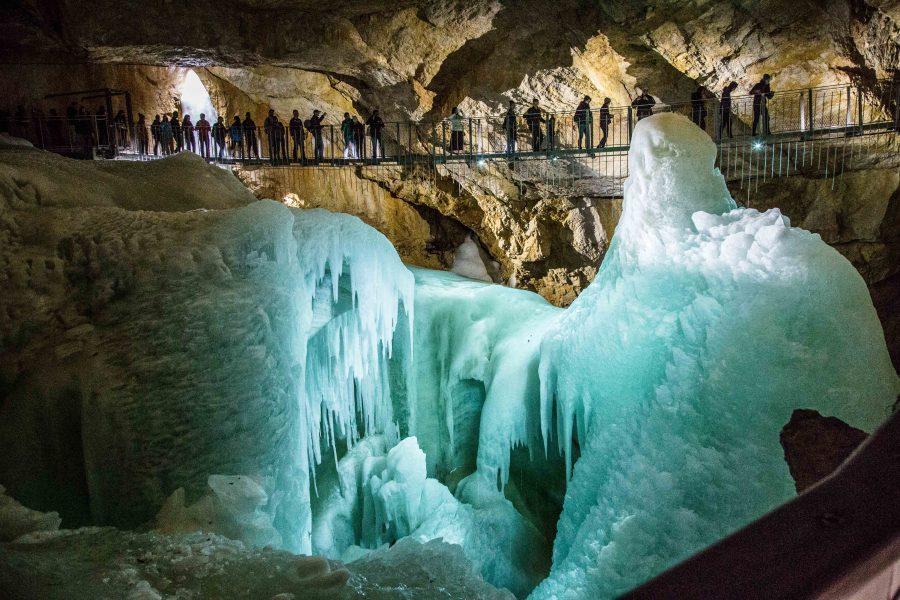 Dachstein Rieseneishöhle