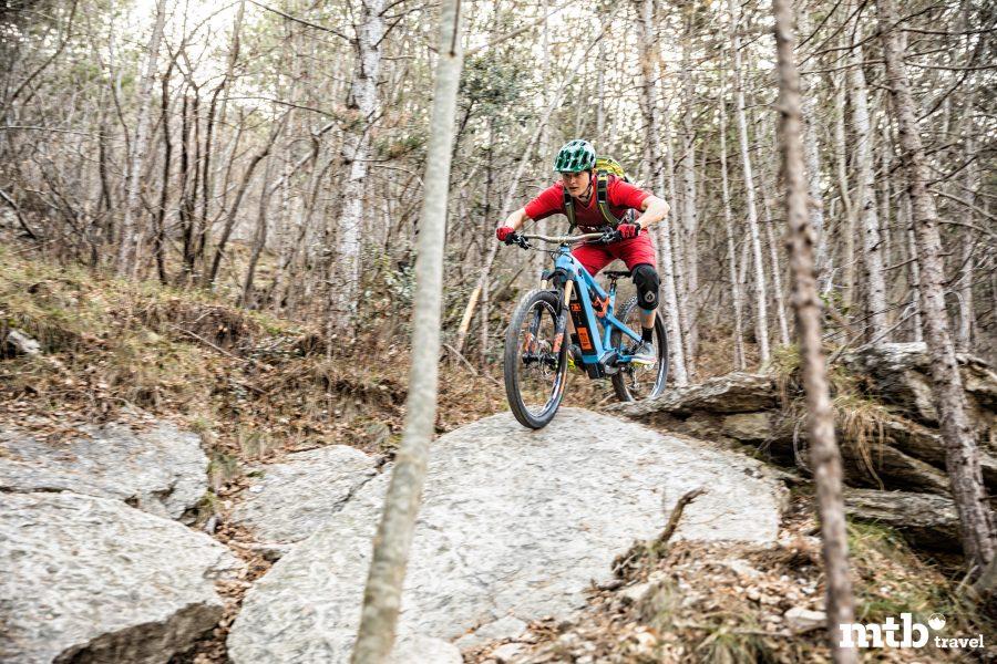 Gardasee - Mountainbike Paradies Downhill