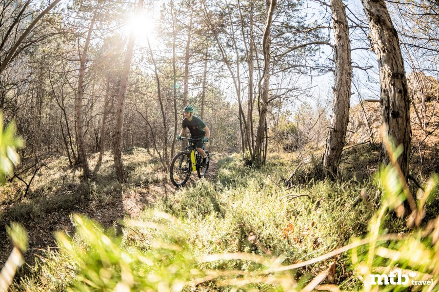 Gardasee - Mountainbike Paradies Radwege