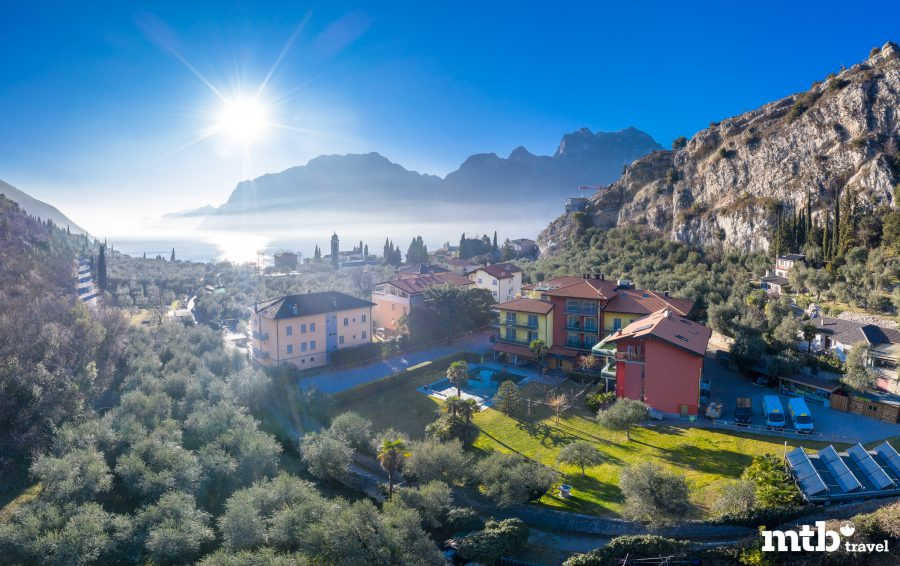 Hotelier Silvio Rigatti im Interview - Santa Lucia Lage