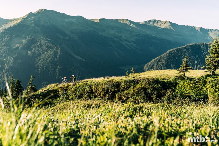 Bike Urlaub in Saalbach Hinterglemm