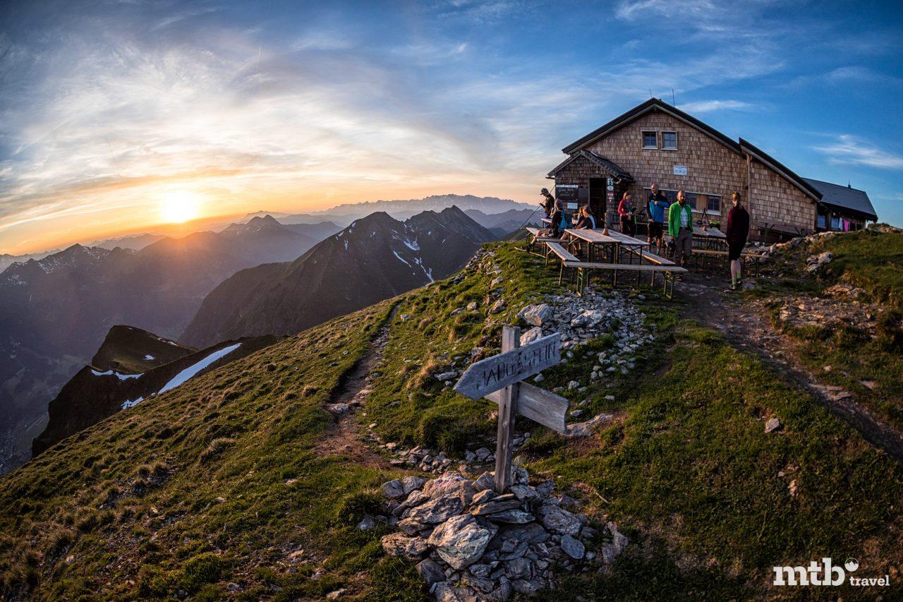 Bike Region Gasteinertal - Gamskarkogelhütte