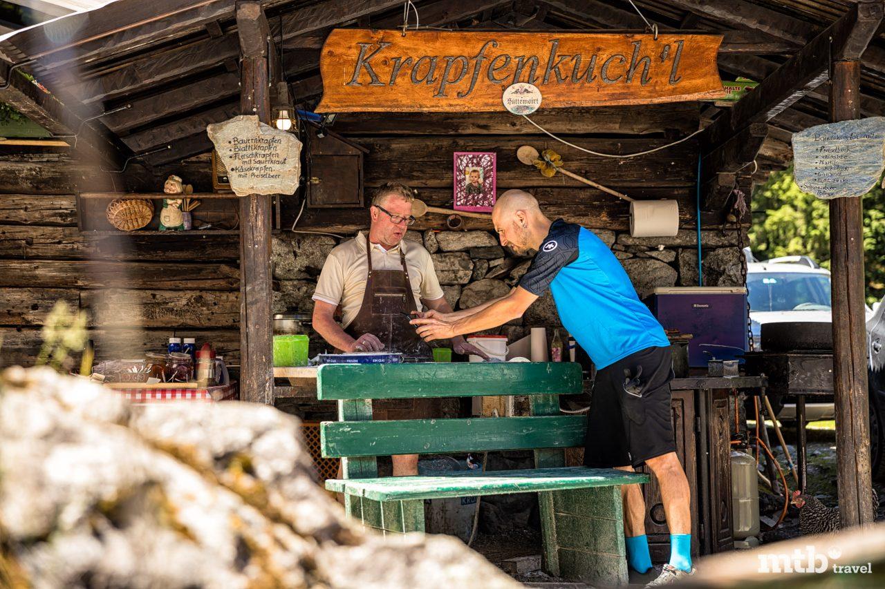 Bike Region Gasteinertal - Krapfenkuch'l