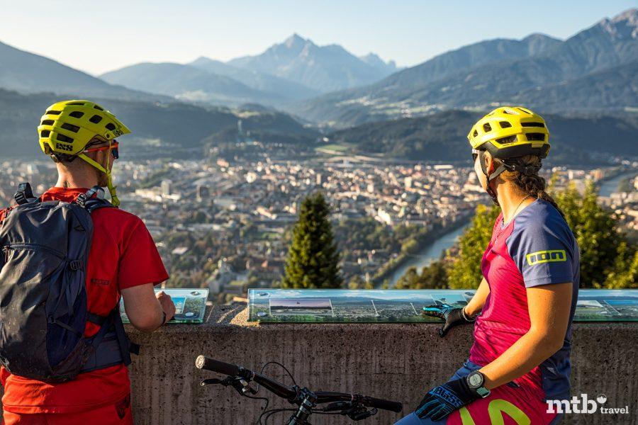MTB Tour Tirol Innsbruck