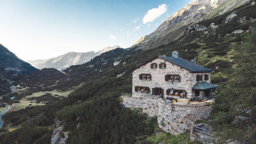 E Bike Hütten Tour Davos Klosters