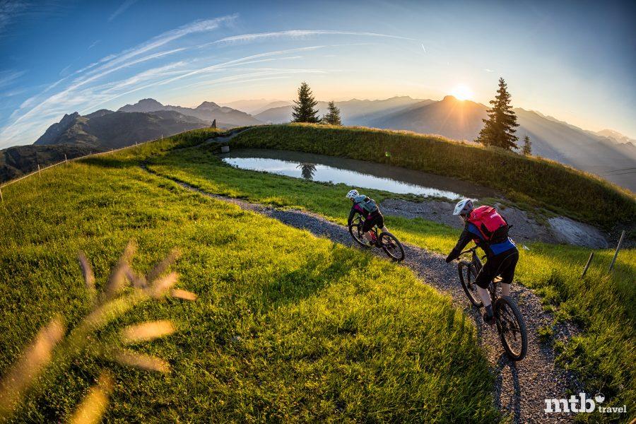 Grossarltal Bike Schaukel