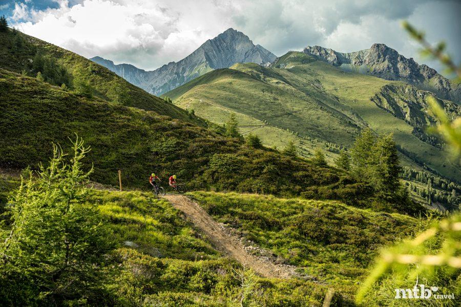Family Flow Trail Bikepark Lienz Osttirol