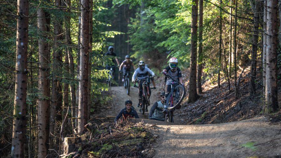 Flow Family Trail Bikepark Lienz