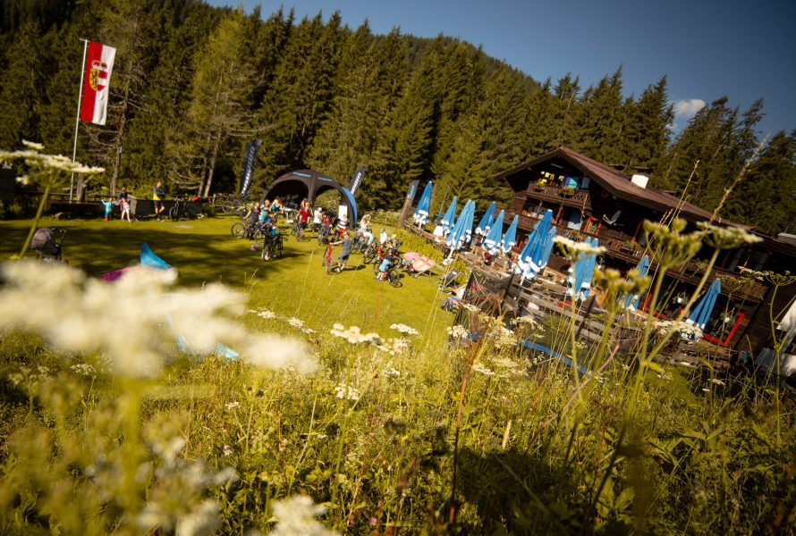Learn to Ride Park in Saalbach Spielberghaus