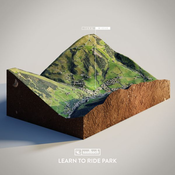 Learn to Ride Park in Saalbach Turmwiese