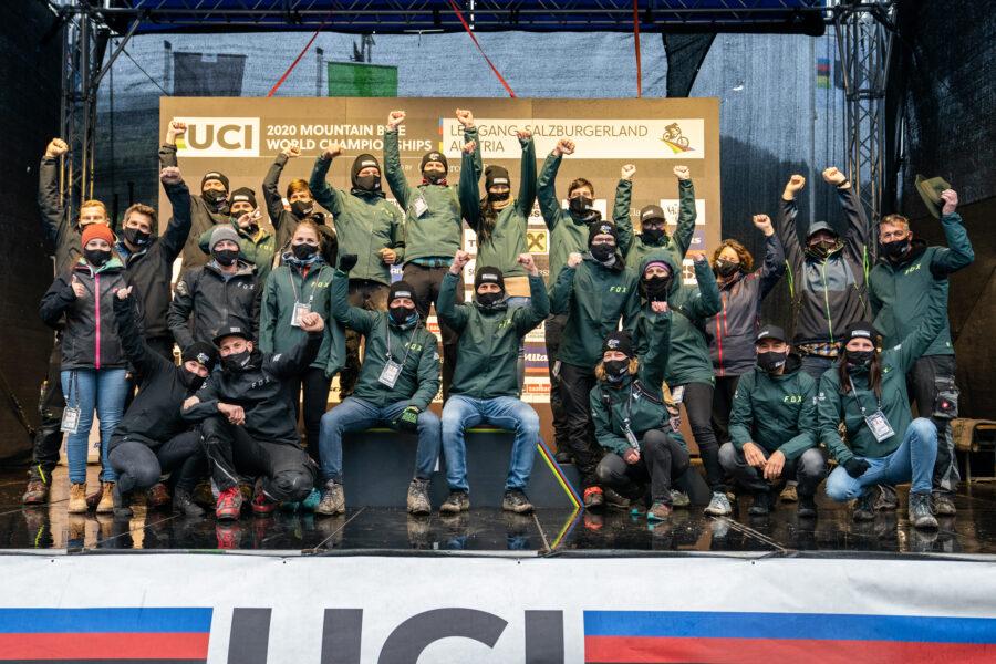 Jahresrückblick aus Saalbach Hinterglemm und Saalfelden Leogang DH WM
