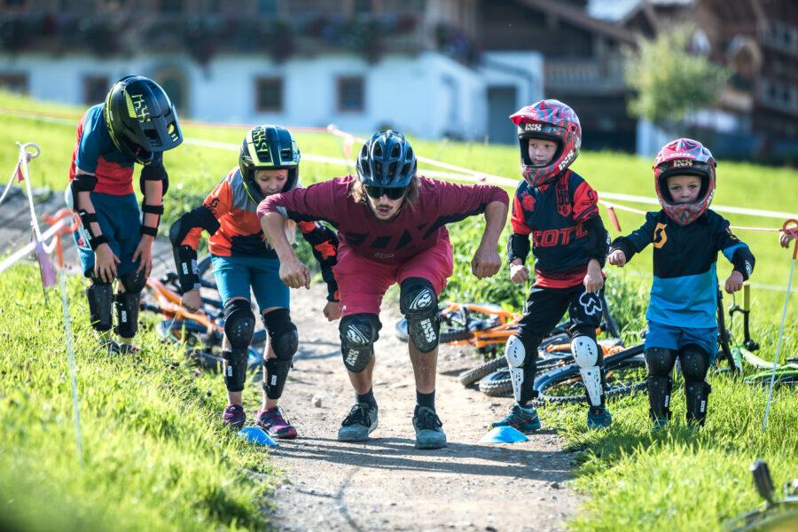 Jahresrückblick aus Saalbach Hinterglemm und Saalfelden Leogang Riders Playground