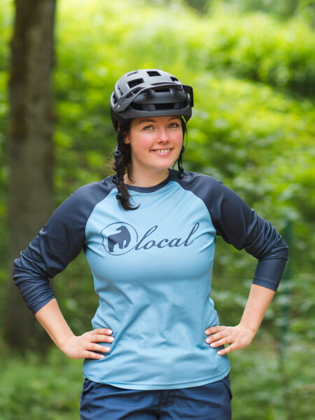 Traildog Ausbildung Josefine Holitzka