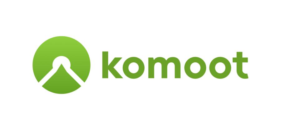 komoot - neue Features Logo