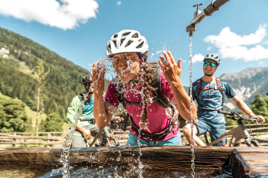 Flachau E Bike Festival Wasser